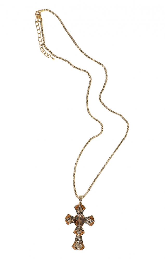 Crocifisso gioiello oro  - UNICO