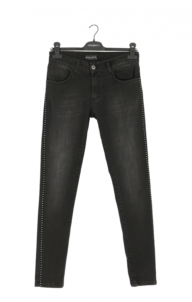 Jeans skinny - NERO