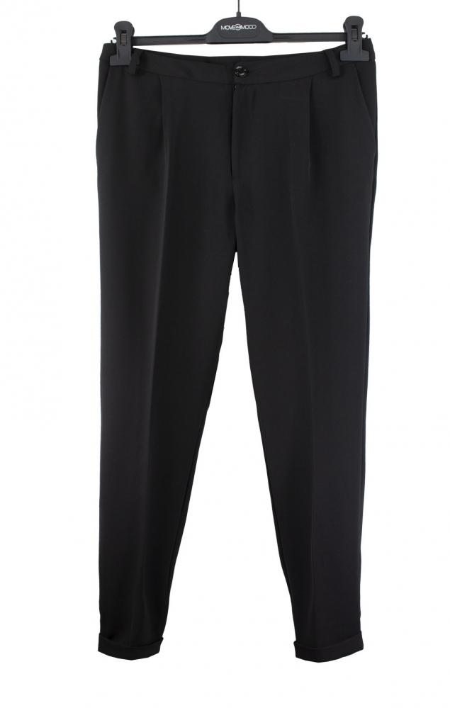 Pantalone classico  - NERO