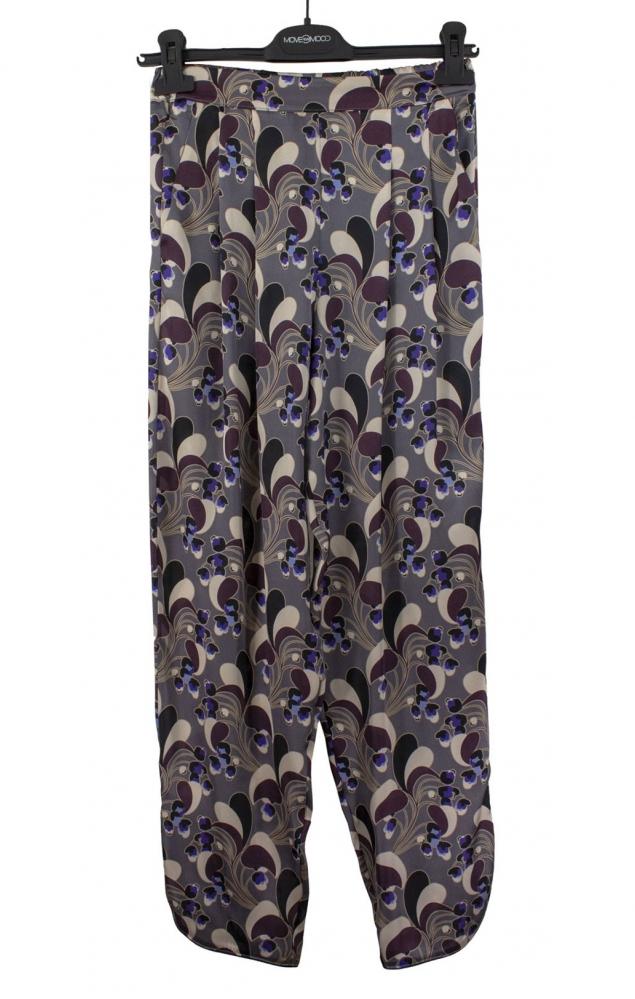 Pantalone morbio fantasia  - FANTASIA